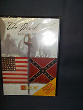 The History Channel's The Civil War  Battle fo first Bull Run NEW