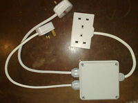 Grow Light Contactor 2 Way 2000W Hydroponics Lighting Relay. Choice of Timers