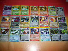 50 Pokemonkarten Sammlung Holo Level X Ex - boosterfrische Pokemon Karten TOP!
