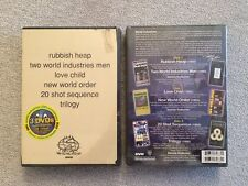 NEW World Industries Skateboard DVD Complete Collection 1988 2006 Skateboarding