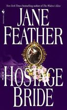Bride Trilogy: The Hostage Bride by Jane Feather (1998, Paperback)