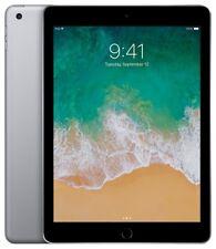 """Brand New Apple iPad 9.7"""" 2018 WiFi 128GB Genuine With Apple warranty Space Grey"""