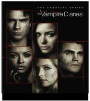 The Vampire Diaries: The Complete Series (DVD) Box Set Sealed New USA Seller