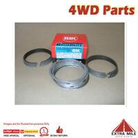 Piston Ring Set For Toyota Landcruiser HZJ78 - 4.2L 1HZ Dsl 13011-17011NG