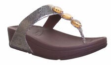 FitFlop 100% Leather Upper Material Mules for Women
