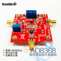 AD8368 Controllable Gain Amplifier op Amp Differential Amplifier