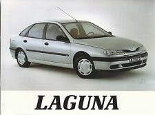 RENAULT   LAGUNA  1  Betriebsanleitung  1994  Bedienungsanleitung  Handbuch  BA