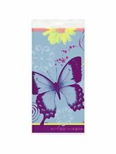 Butterfly Chic Party Tablecover