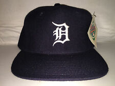 Vtg Detroit Tigers NEW ERA Fitted hat cap size 7 3/4 Doughboy 90s ice cube NWT