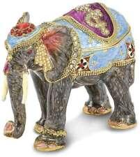 Bejeweled Kathmandu Elefant Schmuckkästchen