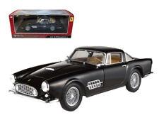 1/18 Hot Wheels Ferrari 410 Superamerica Diecast Model Car Matte Black T6246
