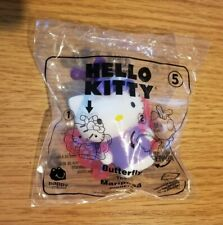 2019 Hello Kitty McDonalds Happy Meal Toy BUTTERFLY # 5 New In Package sanrio
