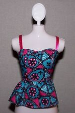 Barbie Doll Clothes Fashionista Glam Life in the Dreamhouse Peplum Top Shirt