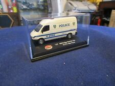 NYPD NYC New York City Police 1:87 Sprinter Command Post Van HO Scale Task Force