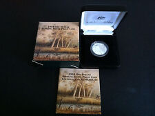 1995 $1 WALTZING MATILDA SILVER PROOF COIN