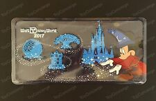 DISNEY Parks 2017 SORCERER MICKEY MOUSE & Friends LICENSE PLATE NEW