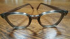 A.O. Buddy Holly style Vintage Safety Eyeglass Frames.(no lens)