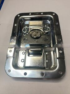 5 STAR  Large MOL® Recessed Butterfly Latch 174x127mm Flightcase L2A1