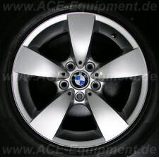 original BMW 5er E60 E61 17zoll Alufelgen Sommerreifen Styling 138 NEU