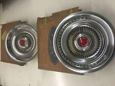 76-77 NOS FORD MAVERICK HUBCAPS D5DZ-1130-A
