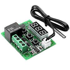 1x DC12V Temperatur Regler Thermostat Thermo Temperaturschalter Sensor -50-110°C