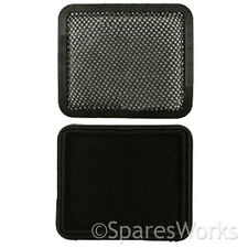 2 x Washable Padded Filters for Gtech AR01 AR02 DM001 AirRam Vacuum Hoover