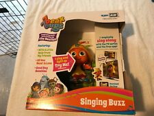 BEATLES Beat Bugs Singing BUZZ Figure sings HELP FRIENDS ALL NEED LOVE GOOD DAY