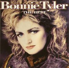 CD - Bonnie Tyler - The Best - #A3216