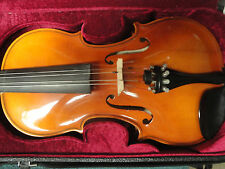 Karl Knilling 7KF 4/4 German Violin with Case & Accesories