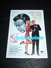 THE JOKER IS WILD, film card [Frank Sinatra, Mitzi Gaynor, Jeanne Crain]