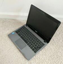 "Acer C720-2802 11.6"" Chromebook Intel Celeron 1.40 GHz 2GB 16GB SSD Chrome OS"