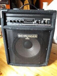 Behringer BXL900A bass Guitar Amp