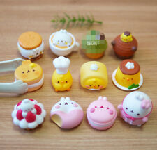 "Molang 2"" Mini Figure Ver.4 Dessert (12) Packs Completed Box Collectible Toy"