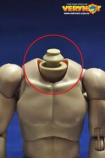 1/6 Neck Peg Joint Adapter 1 pcs Connector for Hot Toys HT TTL BBI  Head Sculpt