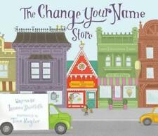 The Change Your Name Store by Leanne Shirtliffe: Used