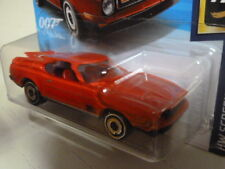 HOT WHEELS 2019 FORD MUSTANG MACH 1 1971 JAMES BOND DIAMONDS ARE FOREVER