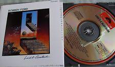 Robben Ford- Love´s a Heartache- POLYDOR POCP-2043- Made in Japan (No OBI)