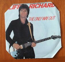 """Cliff Richard The Only Way Out 7"""""""