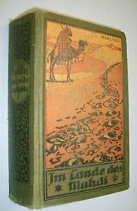 Im Land des Mahdi  * Karl May  Radbeul  * Band 16* 101-.116 Tsd. Reiseerzählung