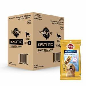 PEDIGREE Dentastix Large Dog Dental Treats 56 Pack, 56 Count