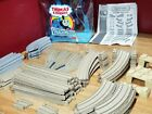 Thomas And Friends Trackmaster Pack Of Track Huge lot of 47 Straight/Curved