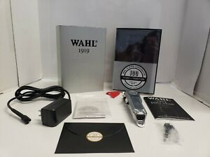Wahl 100 Year Anniversary Limited Edition 1919 Clipper Set