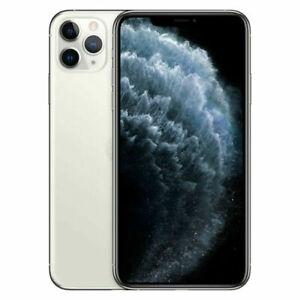 Apple iPhone 11 Pro Max 256GB Factory Unlocked (GSM+CDMA) Silver
