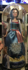 Disney Princess Beauty and the Beast Village Dress Belle Doll New And Sealed