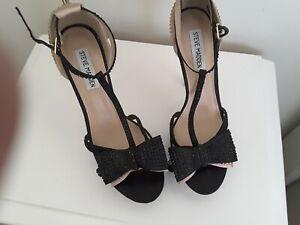 steve madden holly-r heels 39