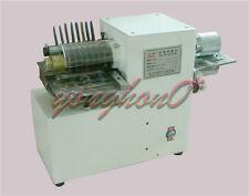 220V Leather Slitter Shoe Bags Cutter Leather Cutting Machine Slitting Machine