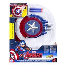 Scudo di Capitan America Nerf trasformabile 2 in 1 Avengers Hasbro B9943