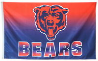 Chicago Bears logo Flag 3X5FT NFL Banner US Shipper