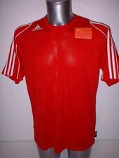 China adulto medio Adidas Camiseta Jersey Fútbol MAGLIA BNWT Nuevo Top trikot maglia