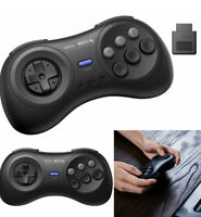 8Bitdo M30 2.4G Wireless Gamepad For The Original Sega Genesis & Sega Mega Drive